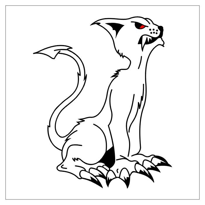 картинки для срисовки татуировки