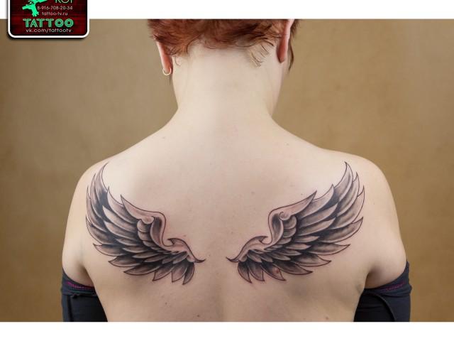 Идеальный размер татуировки