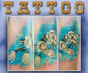 Художественная татуировка любой сложности