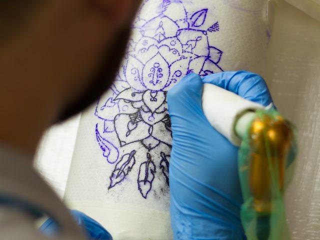 Обучение Татуировке