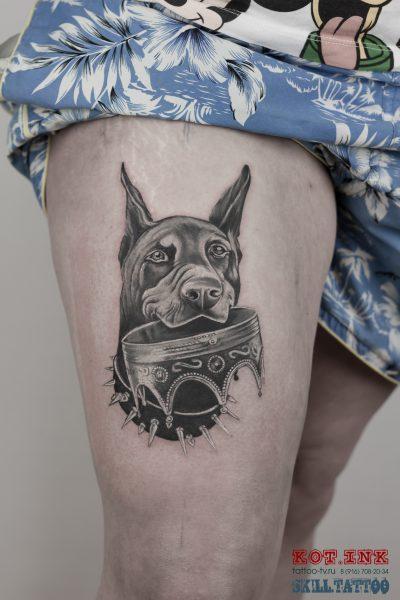KOT.INK Татуировка Солнечногорск