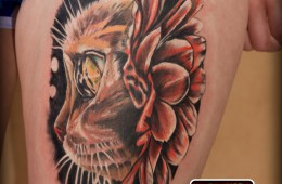Татуировка Кошки, Пантеры